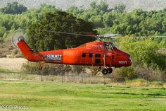 """Summit Helicopters """"Screaming Mimi"""" Sikorsky S-58DT N9VY   Flickr - Photo Sharing!"""
