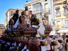 FOTOS DE LA SEMANA SANTA CACEREÑA: SAGRADA CENA 2015