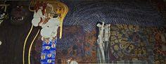 Gustav Klimt, La Frise Beeethoven (détail : les Puissances maléfiques) | por magika42000