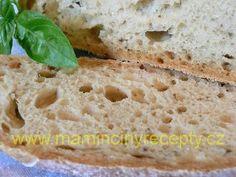 Bezlepkový křupavý chleba Bread, Food, Brot, Essen, Baking, Meals, Breads, Buns, Yemek