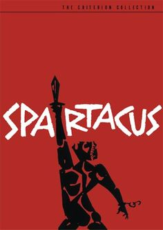 Spartacus (1960) - The Criterion Collection