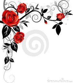 ornament rose - Google zoeken
