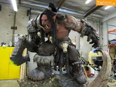 Alliance Studio: World Of Warcraft: Grommash Hellscream 1/1
