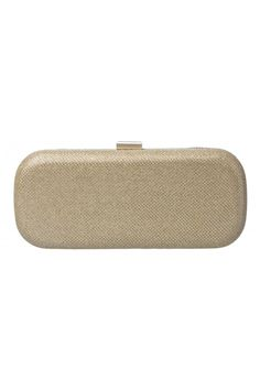 Anthea Glitter Clutch in GOLD #14384 - colette by colette hayman $29.95