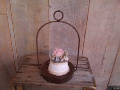 Cup cake van piepchuim