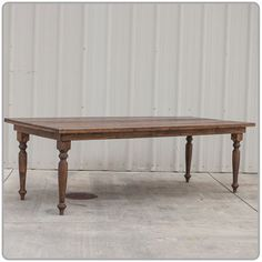 Tuscan Farm Table (Wine Country Party):  $85