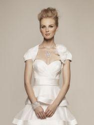Liz Fields Wedding Jackets - Style Jacket 15
