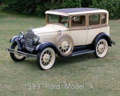 1929 Ford Model A Sedan | 1929 Ford Model A