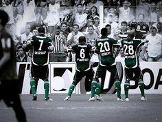 O épico 'Armeretion' de Pablo #Armero, num #Santos 3 x #Palmeiras 4, #2010