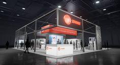 Trane Exhibition Design