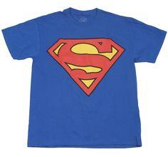 purchase cheap 8d11b 68a89 Superman Shield T-Shirt