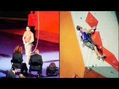 Climbing World Championships 2012 report - YouTube