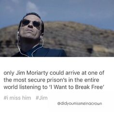 """I Want to Break Free"""