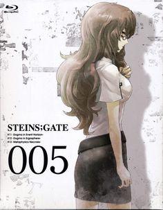 Steins;Gate Kiryu Moeka
