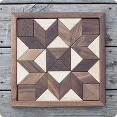 Reclaimed Wood Wall Art, Wooden Wall Art, Diy Wall Art, Wooden Baby Toys, Wood Toys, Diy Wood Projects, Wood Crafts, Wood Floor Pattern, Wood Parquet