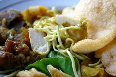 Tahu Campur - Jawa Timur #Indonesia