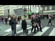 Fléchage anti-fourrure à Paris Montparnasse