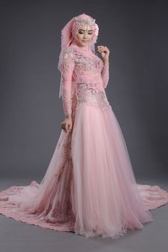 Koleksi Kebaya Resepsi Muslimah by LAKSMI 0817 0370 7670 by LAKSMI - Kebaya Muslimah & Islamic Bride - 021