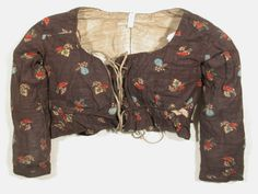 Spencer, ca. 1800; National Trust (Snowshill Wade Costume Collection) 1350377