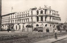 w-kadrze-warszawa-lata-40- Hotel Europejski