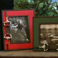 Bridle Photo Frame