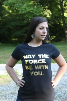 A personal favorite from my Etsy shop https://www.etsy.com/listing/536302239/star-wars-may-the-force-be-with-you