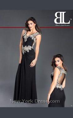 Black Label Couture 3026 - NewYorkDress.com