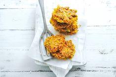 26 november - Bospeen in de bonus - Koekjes bij het avondeten, dat maakt je kinderen blij! Deze zijn gemaakt van groenten en noten. Zo op - Recept - Allerhande