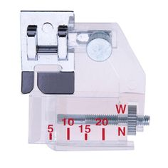 1.78AUD - Adjustable Bias Binder Presser Foot Binding Feet Sewing Machine Attachment #ebay #Home & Garden