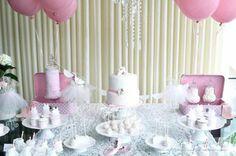 Sweet Ballerina 5th Birthday Party