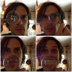 Matthew Gray Gubler, why must you be so damn adorable. Spencer Reid Criminal Minds, Dr Spencer Reid, Criminal Minds Cast, Dr Reid, Behavioral Analysis Unit, Matthew 3, Sam And Colby, Matthew Gray Gubler, Dream Guy