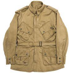 Vintage Para Coat
