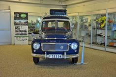 Located on the outskirts of Gothenburg, Sweden, Volvo's official museum takes visitors through nearly nine decades of history including the company's first car, the stylish 1800, the iconic 240, and one-of-a-kind prototypes.