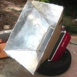 Build a Ghetto Solar Cooker