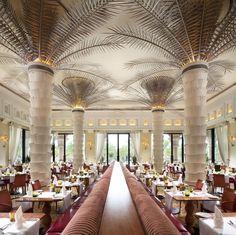 Madinat Jumeirah Resort - Dubai Restaurants - Arboretum - Buffet and Brunch