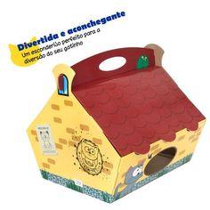 Cat House - Casinha para Gatos