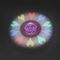 Fidget+Spinner+Hand+Spinner+Toys+Tri-Spinner+LED+Spinner+Metal+Plastic+EDCStress+and+Anxiety+Relief+Office+Desk+Toys+for+Killing+Time+–+SGD+S$+8.43