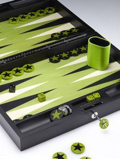Shanghai Tang Backgammon Set