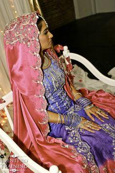 Indian / African Wedding