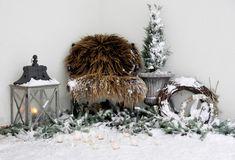 Winterse gezelligheid in dit Noorse huis vol subtiele kerstversiering