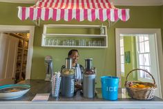 Eating good #Food @YUM Eat Cafe in Stanford, South Africa: The juice bar