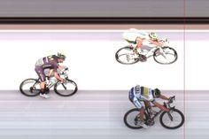 Fotofiniss, del sprint Sagan y Gerrans, 3ª etapa Tour' 2013 !