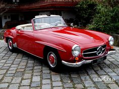 Mercedes 190 SL Roadster 1962