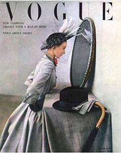 Vogue, marzo de 1948