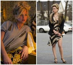 Jennifer Lawrence interpreta a una esposa que vive en los suburbios, y pasa de las sudaderas de terciopelo a la sensualidad en salidas noctu...
