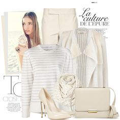 A fashion look from October 2014 featuring 6397 sweaters, River Island cardigans and Ralph Lauren capri. Browse and shop related looks.