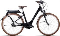 Show details for Cube Elly Cruise Womens Electric Bike 2015 - SALE