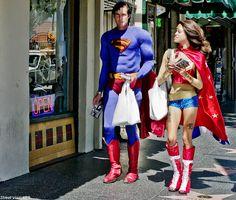anorexic superheroes