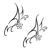 Friend/sister tattoos?? I would love something like this for me and my bestie!!!