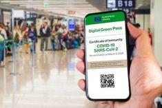 Con questa guida voglio spiegarti come ricevere il Green Pass Europeo e fare un pò di chiarezza per capire dov'è obbligatorio esibirlo! Green Certificate, Digital